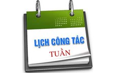 Lịch tuần 27